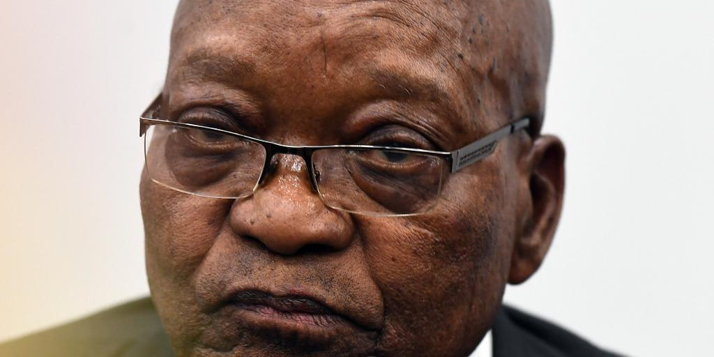 Zuma drops names, makes huge claims at Sate Capture Inquiry