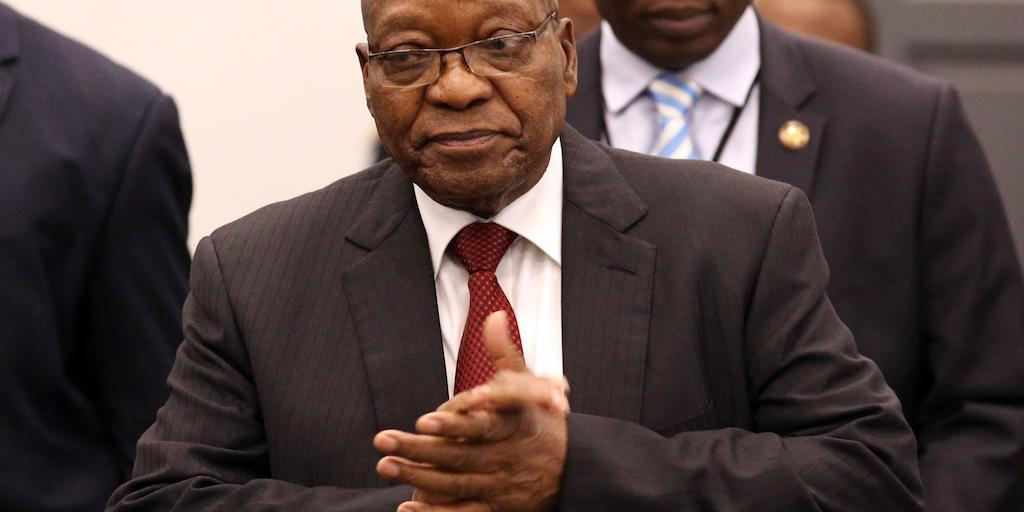 Zuma to continue giving evidence at state capture inquiry