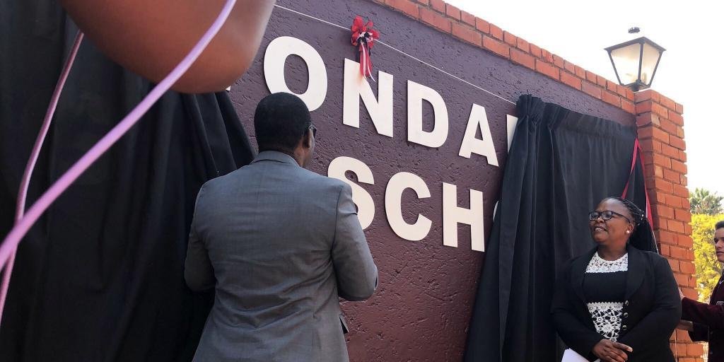 Pretoria school rids name of Apartheid architect