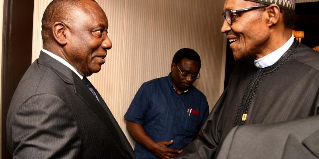 South Africa apologises to Nigeria