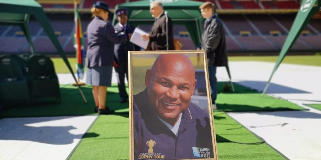 WATCH: Morne Du Plessis pays tribute to Chester Williams