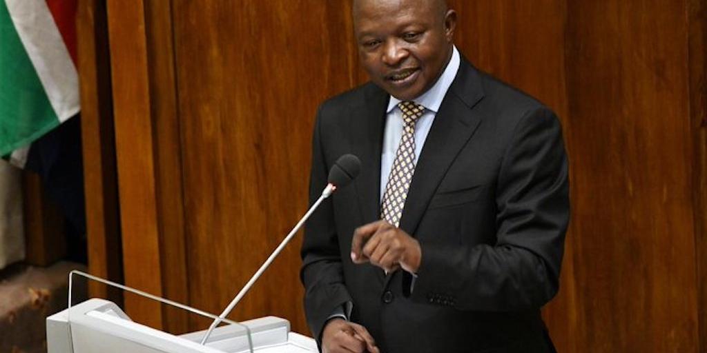 Government ready to start land reform programme: Mabuza