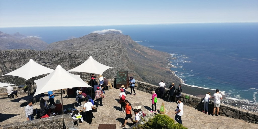 South Africa experiences a decline in tourism