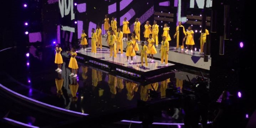 WATCH: Ndlovu Youth Choir dazzle on AGT final