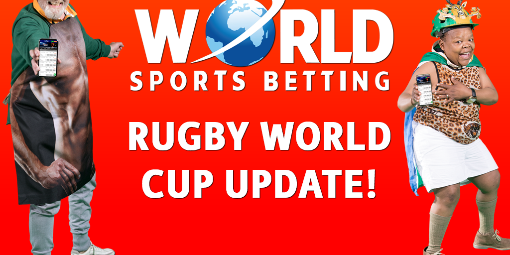 Rugby World Cup 2019: It's time!