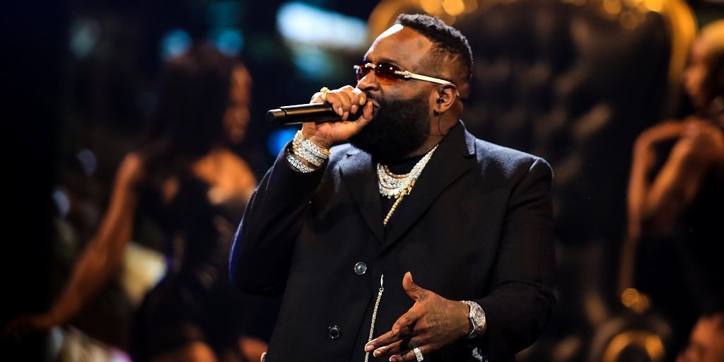 Rapper Rick Ross to headline Block Party
