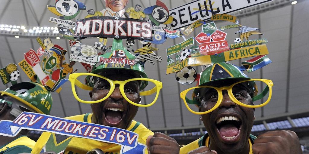 Bafana back home ahead of Sudan clash