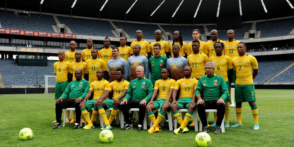 Bafana score 1-0 win over Sudan