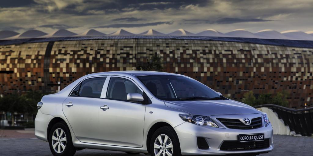 We drive the Toyota Corolla Quest | eNCA