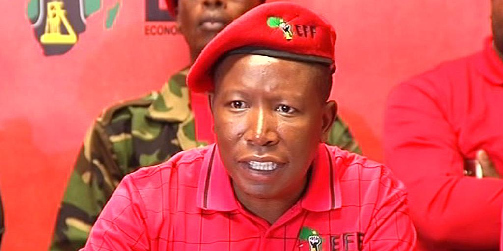 Malema: Don't compare me with Jacob Zuma