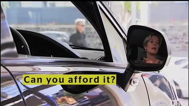 Money Matters : Car finance