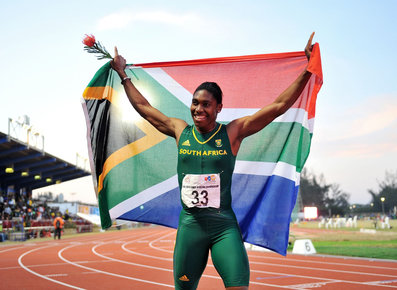 In Caster, we see greatness | eNCA