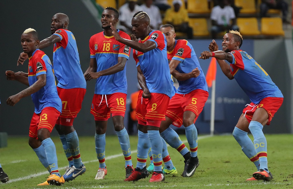 Dr Congo Dancing Footballers Leave A Mark At Afcon Enca