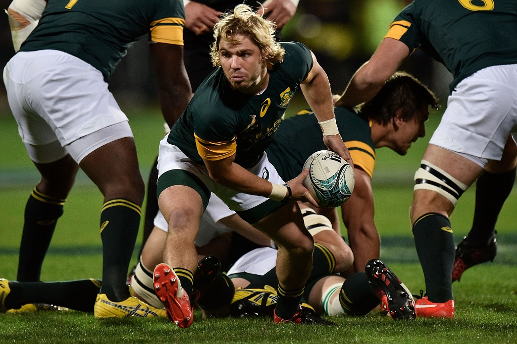Faf and Willie return to boost the Springboks in Paris
