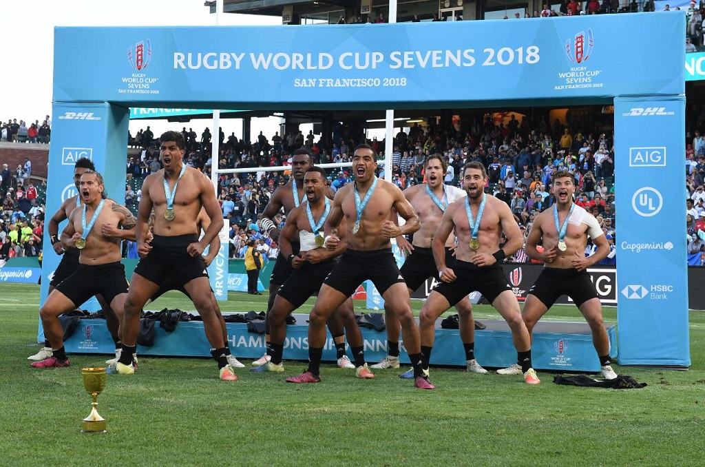New Zealand handed pair of sevens titles; Japanese men promoted