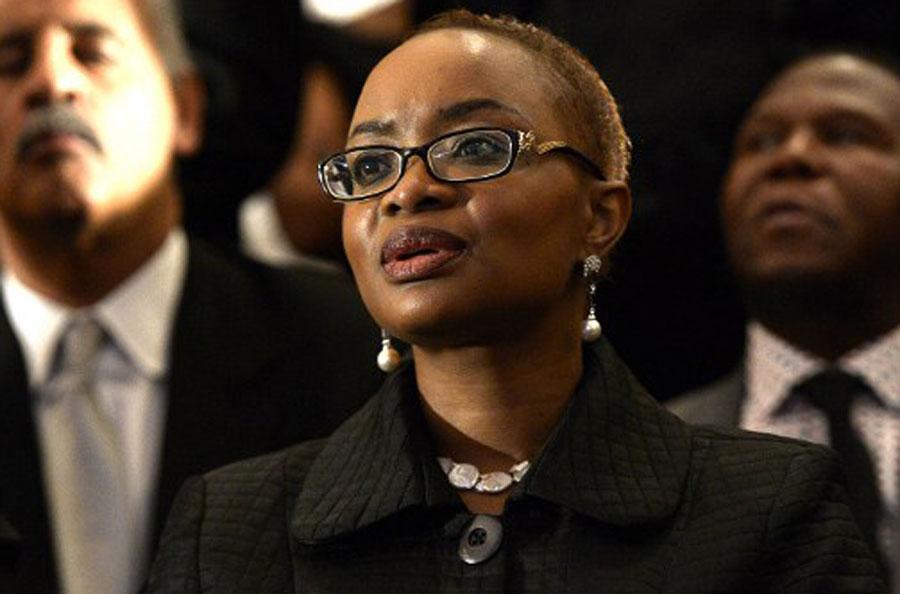Josina Machel, a victim of domestic abuse | eNCA