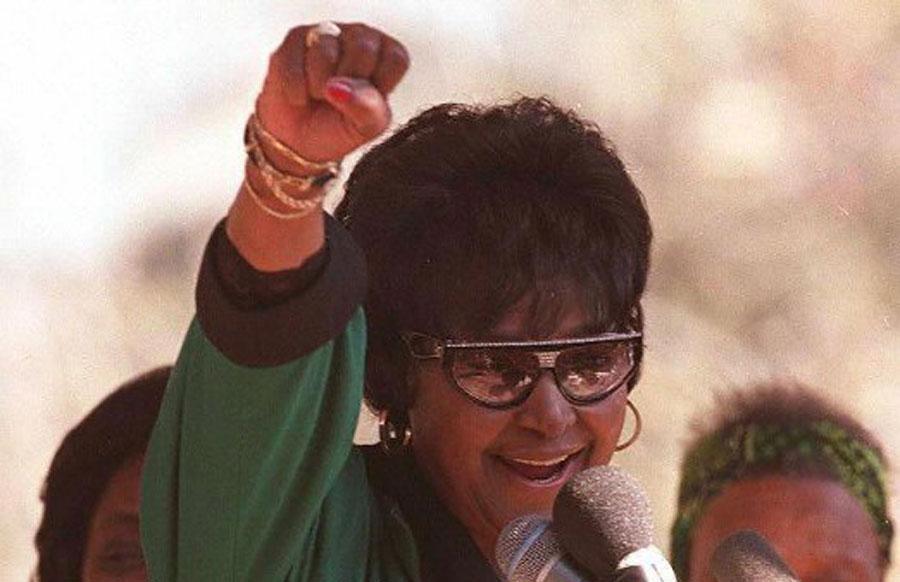Details of Winnie Madikizela-Mandela's funeral finalised   eNCA